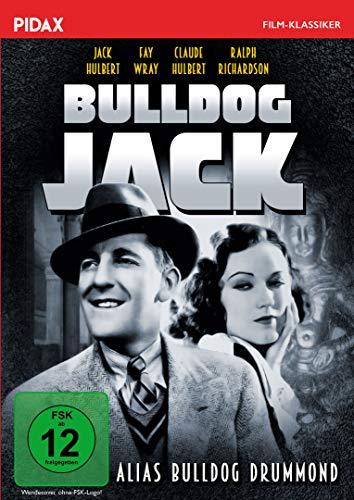 Bulldog Jack (alias Bulldog Drummond) / Packender Kriminalfilm mit Starbesetzung (Pidax Film-Klassiker)