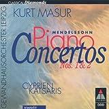 Conc.Piano 1 Y 2 (J.Rolla-K.Masur) [Import]