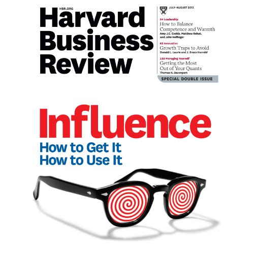 Harvard Business Review, July/August 2013 audiobook cover art