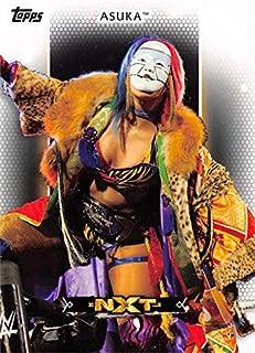Asuka trading card (Wrestling NXT Superstar) 2017 Topps WWE #R2