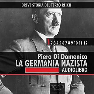 Breve storia del Terzo Reich vol.1: La Germania Nazista copertina