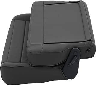 Smittybilt 41315 Denim Black Fold and Tumble Rear Seat
