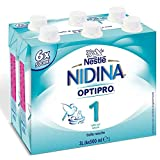 Nestle Nidina 1 optipro líquido 6 x 500ml
