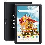 Tablet 10 Inch 3GB RAM 32GB Storage, Octa-Core 5G WiFi Android 10.0 OS Tablets, 1080P Full HD Display, 8MP & 5MP Dual Camera, Bluetooth 5.0, GPS, FM (Black)