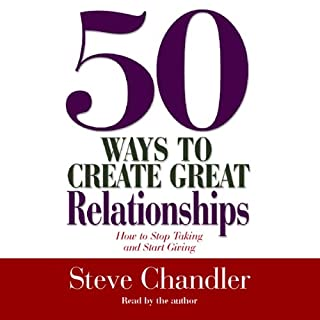 50 Ways to Create Great Relationships cover art