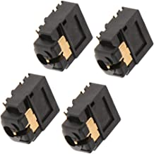 D DOLITY 4 Lot Headphone Audio Jack Plug Port Repair Parts for Microsoft Xbox One Controller 3.5mm Headset Connector Port ...