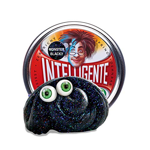 Intelligente Knete Monster Blacky BPA- und glutenfrei