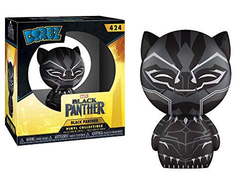 Funko- Dorbz Marvel Black Panther, 24086