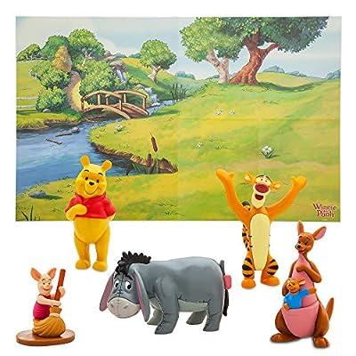 Disney Winnie The Pooh Figure Play Set