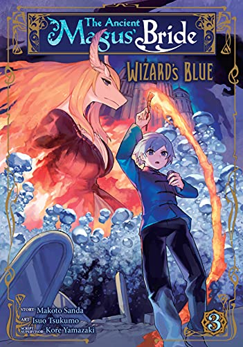 The Ancient Magus' Bride: Wizard's Blue Vol. 3 (English Edition)