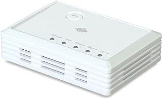 PLANEX 300Mbps 小型ハイパワー無線LANマルチファンクションルータ/アクセスポイント/コンバータMZK-MF300N