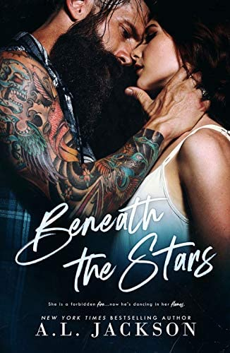 Beneath the Stars A Friends to Lovers Rockstar Romance product image