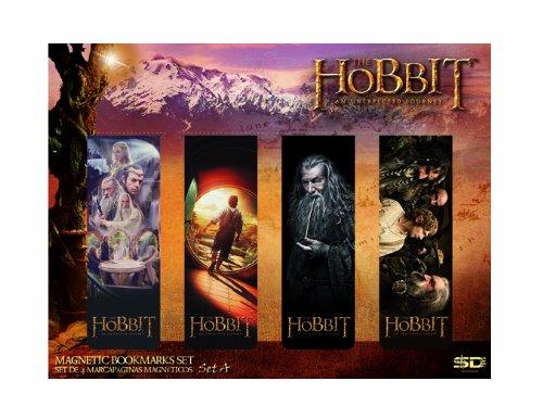 SD toys – Le Hobbit, Set à Broder de Livre magnétique (sdthobb2742)