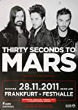 30 Seconds to Mars - In to The Wild, Frankfurt 2011 »