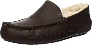 UGG Adult Men's Ascot Leather Slipper