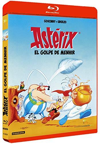 Astérix El golpe De Menhir [Blu-ray]