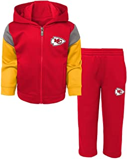 Outerstuff NFL Infants Toddler Blocker Performance Full Zip Hoodie & Pants Set