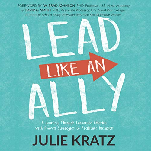 Lead Like an Ally  By  cover art