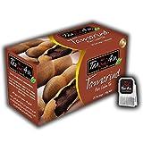 Tamarind Black Tea | 100% Ceylon Tea | 25 Tea Bags Bulk | 100% Natural Ingredients & Pure Tea Leaves & Unique Quality , From Sri Lanka | Tea4U