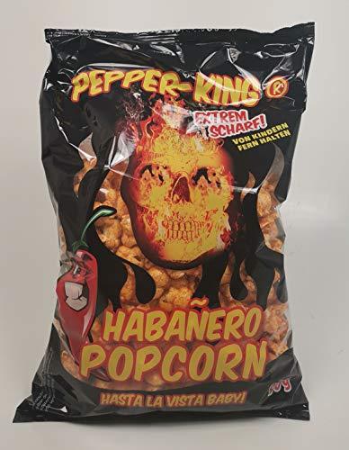 10x Pepper King Habanero Popcorn