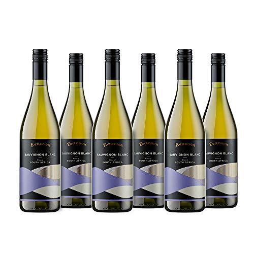 Evansea Weißwein Sauvignon Blanc, Südafrika (6x0,75L)