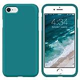 SURPHY Funda iPhone SE 2020, Funda para iPhone 7 iPhone 8 Silicona Case, Carcasa Silicona Líquida...