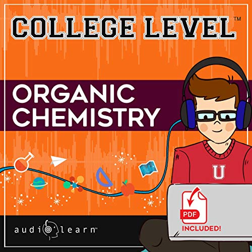 College Level Organic Chemistry cover art