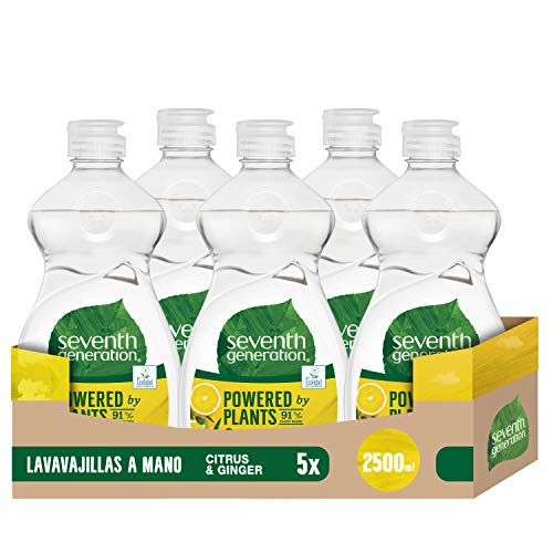 Seventh Generation Cítrico Lavavajillas a Mano