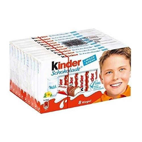 Kinder Chocolate CASE 10x100g