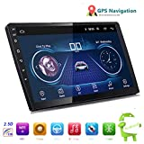 WEPECULIOR WiFi MP5 Player 2 Din 10 Inch for...