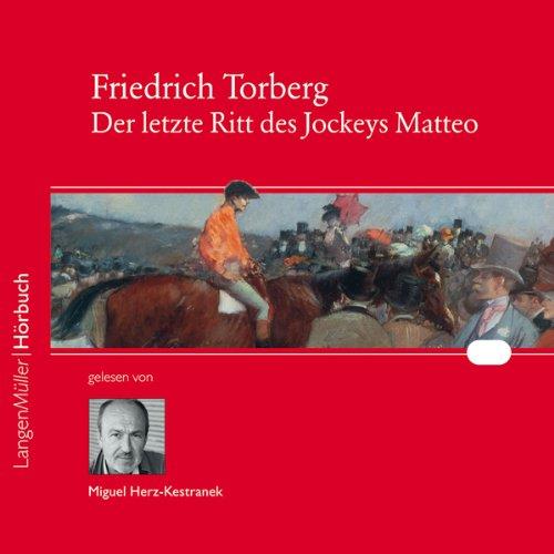 Der letzte Ritt des Jockeys Matteo Titelbild