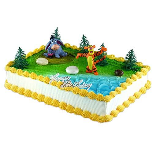 Cake Company Tortendekoration Winnie Poohs Freunde