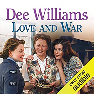 Love and War                   By:                                                                                                                                 Dee Williams                               Narrated by:                                                                                                                                 Kim Hicks                      Length: 9 hrs and 19 mins     24 ratings     Overall 4.2