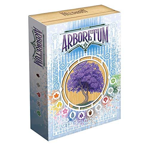 Renegade Game Studios- Arboretum Deluxe, Multicolor (Pegasus Spiele RGS0847)