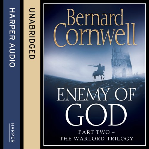Enemy of God     The Warlord Chronicles, Book 2              Auteur(s):                                                                                                                                 Bernard Cornwell                               Narrateur(s):                                                                                                                                 Jonathan Keeble                      Durée: 18 h et 11 min     24 évaluations     Au global 4,9