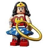 LEGO DC Super Heroes Series: Wonder Woman Minifigure (71026)
