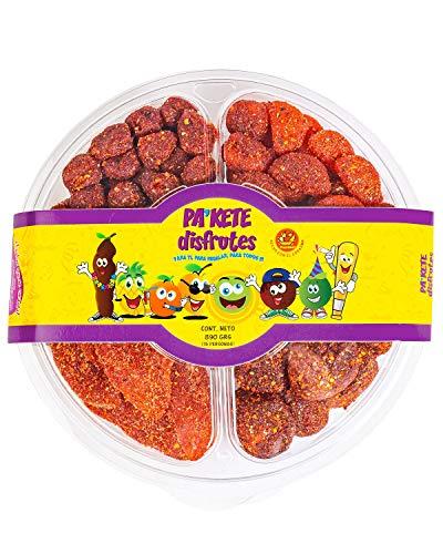 Surtido de dulces de tamarindo 100% natural con chilito (PA'KETE DISFRUTES) PARA 15 PERSONAS O MÁS