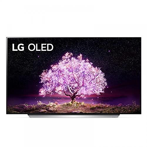 TV 48' LG 3840X2160 PIXEL 4K OLED GOOGLE ALEXA DOLBY V-A SMART TV HDMI USB BLUETOOTH SILVER ITALIA OLED48C15LA.API