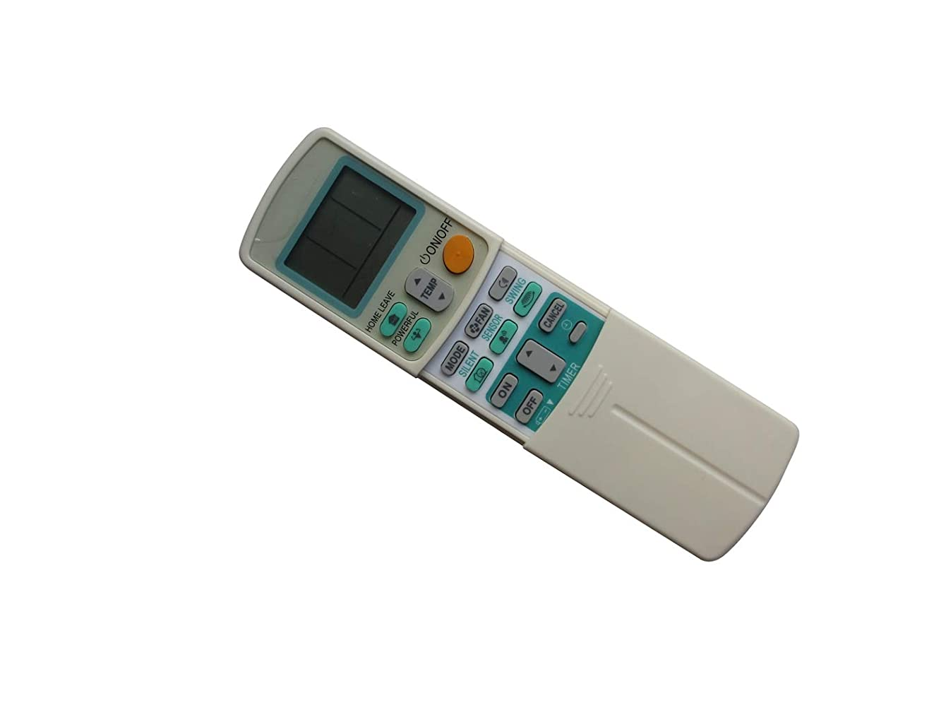 Hotsmtbang Replacement Remote Control for Daikin FTXS12DVJU FTXS15DVJU FTXS18DVJU FTXS24DVJU FDXS09DVJU FDXS12DVJU Inverter Split System Air Conditioner