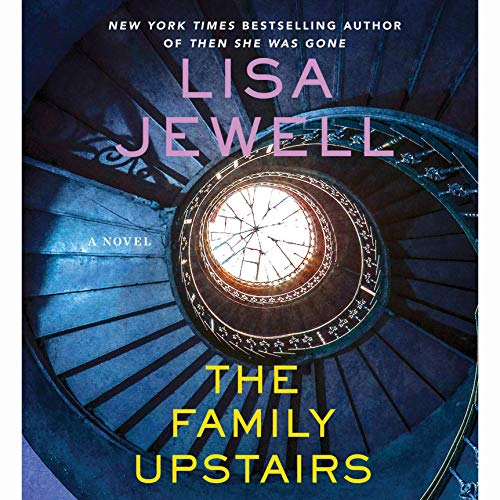 The Family Upstairs audiobook cover art