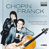 Chopin/Franck: Cello Sonatas