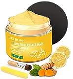 Best Freeman Blackhead Masks - Turmeric Vitamin C Clay Facial Mask, Turmeric Mud Review