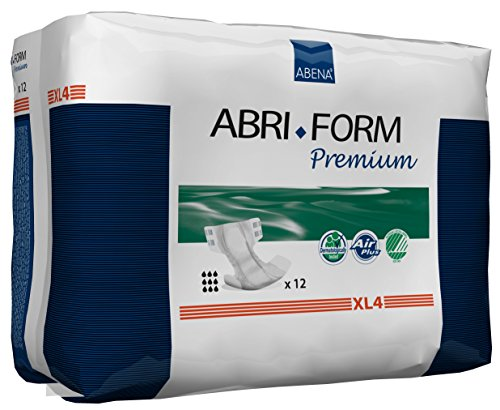 Abena Abri-Form premium X-Large Número 4 4000 ml 110-170 cm Briefs de...
