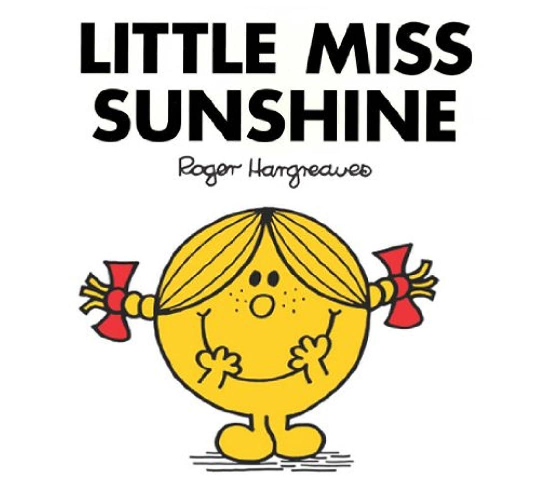 仕事に行く上ブラウンLittle Miss Sunshine (Mr. Men Little Miss) (English Edition)