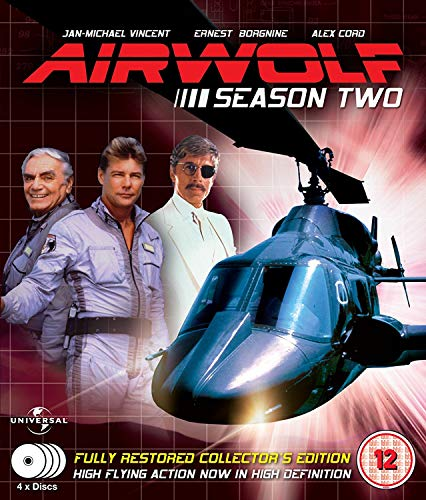 Airwolf - Season 2 (5 DVDs)