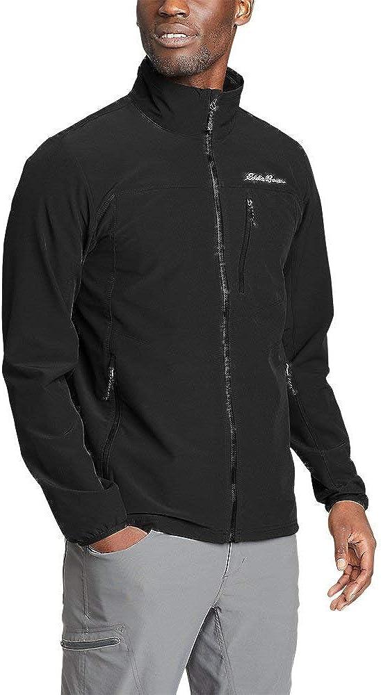 Eddie Bauer Men's Stratify 2.0 Soft Shell Jacket