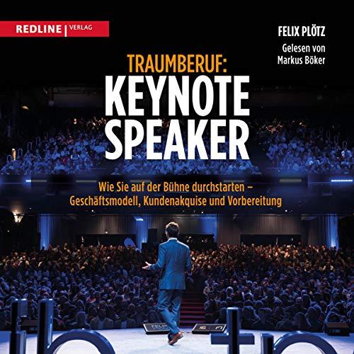 Couverture de Traumberuf - Keynote Speaker