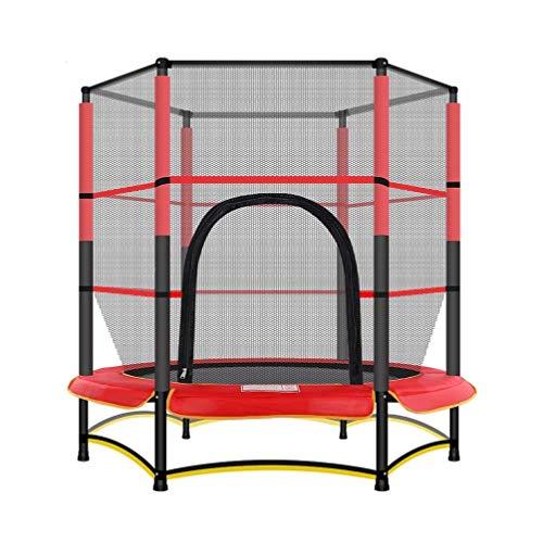 Wtbew-U Trampoline Peuter Multi-layer Kindertrampoline, Indoor Adult Gym Bouncing Bed Sport Bungee Springen Beschermende Omheining