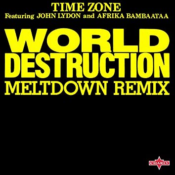 World Destruction (Meltdown Remix)