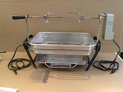 Farberware Open Hearth Broiler & Rotisserie